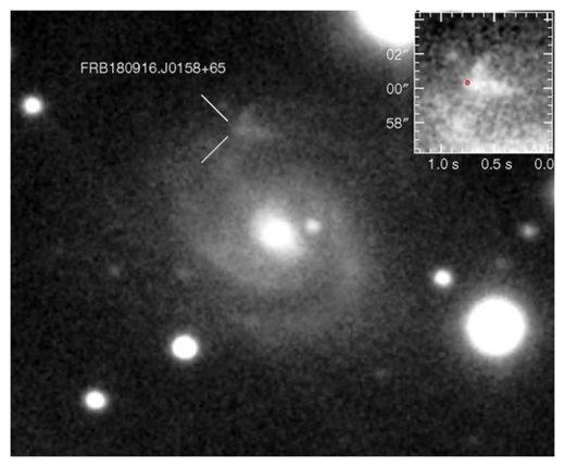 Εκατοντάδες εξωγαλαξιακά περίεργα κοσμικά σήματα εντοπίστηκαν από ένα μόνο τηλεσκόπιο στον Καναδά