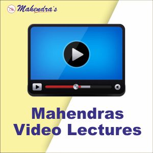 Mahendras Video Lectures | 10.08.19