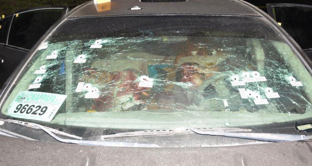 Fotos; Mueren en enfrentamiento Sicarios que atacaron Torre Bicentenario en Ciudad Victoria