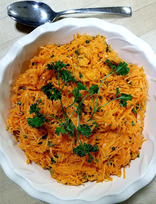Make Moroccan Carrot Salad for your family dinner.
