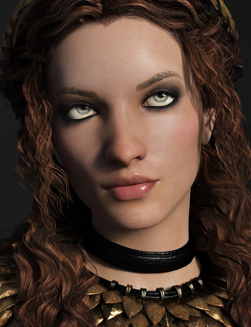 LY Arden HD for Genesis 8 Female
