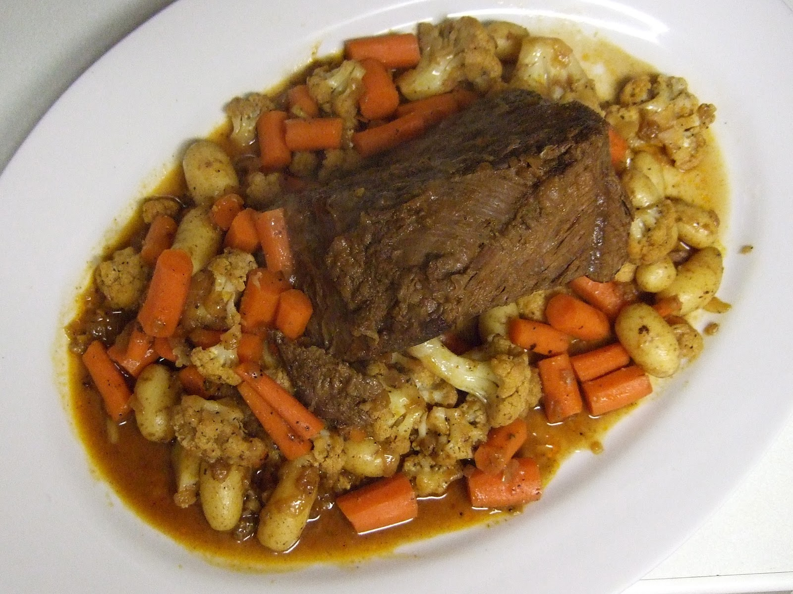 Indian Pot Roast From Whole Foods Market C H E W I N G T