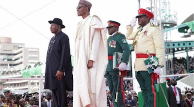 FLASHBACK: 10 Key Things Buhari Promised During His 2015 Inaugural Speech