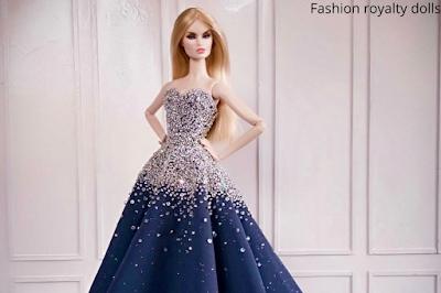 fashion royalty dolls