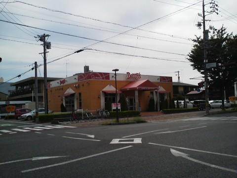 外観1 デニーズ岐阜加納店