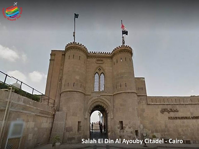 Citadel of Saladin - Cairo