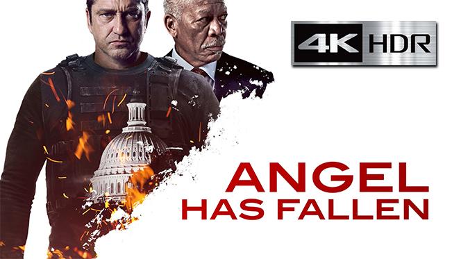 Agente Bajo Fuego (2019) 4K UHD [HDR] Latino-Ingles