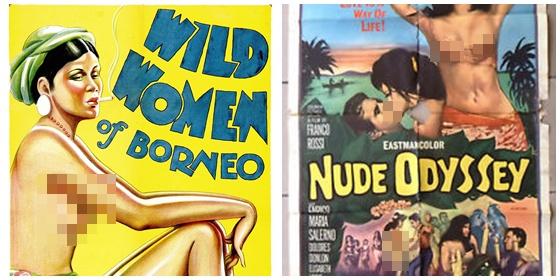 5 Poster Film Semi Dewasa Jadul Yang Nganu Banget! Sudah Pernah Nonton?