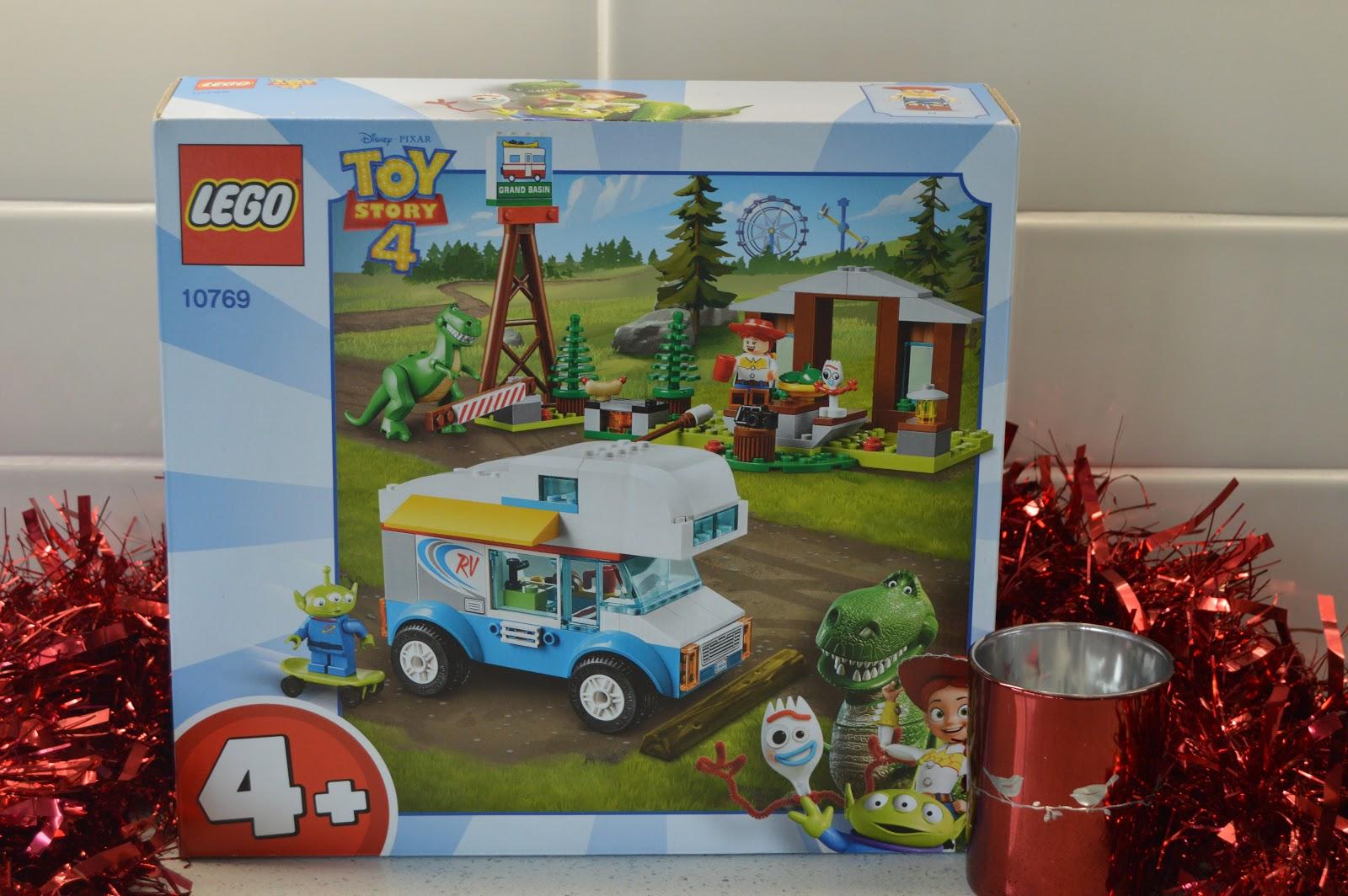 Toy Story 4 RV Lego Set