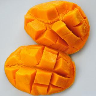 Dessert recipe - Mango Brulee