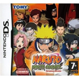 Rom Naruto Ninja Council NDS