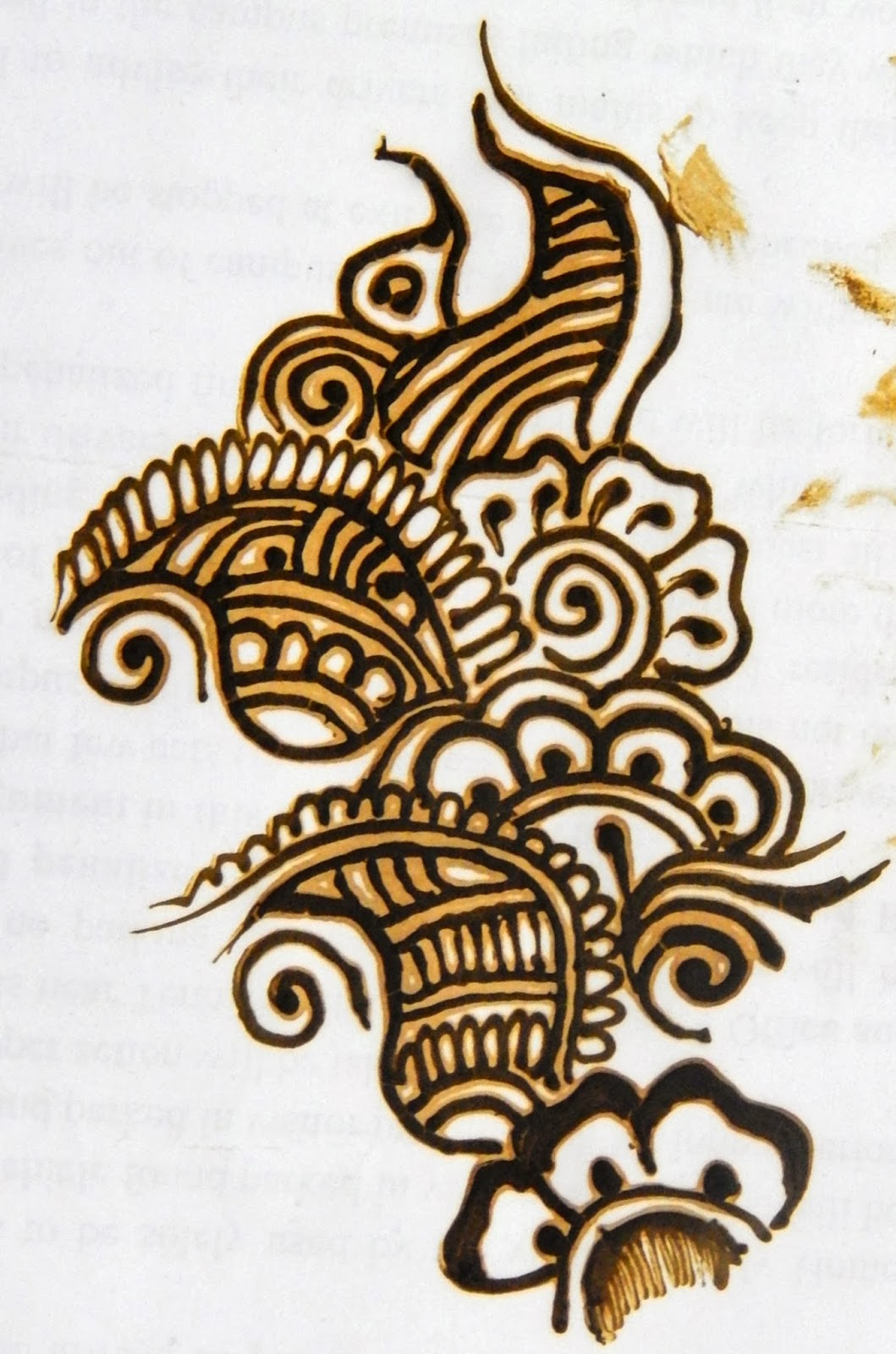 Mehndi For Beginners: Get Started With Mehndi: Mehndi (Henna) Designs For Beginners