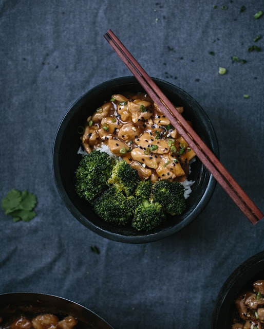 Chicken Stir Fry with Roasted Broccoli | Foolproof Living