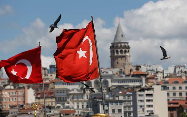 Μια Ελλάδα που δυνητικά ενοχλεί τον ζωτικό χώρο της Τουρκίας