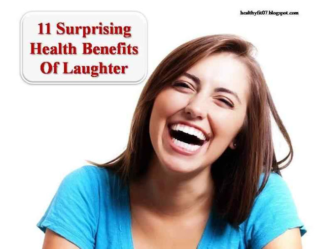 Surprising Health Benefits Of Laughter