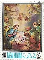 Selo Adoração dos Anjos