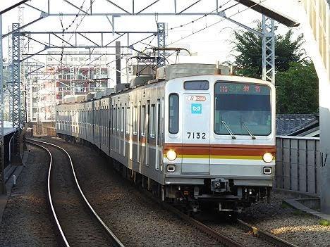 【相鉄東急直通線ダイヤ改正前に消滅!】7000系各停 菊名行き
