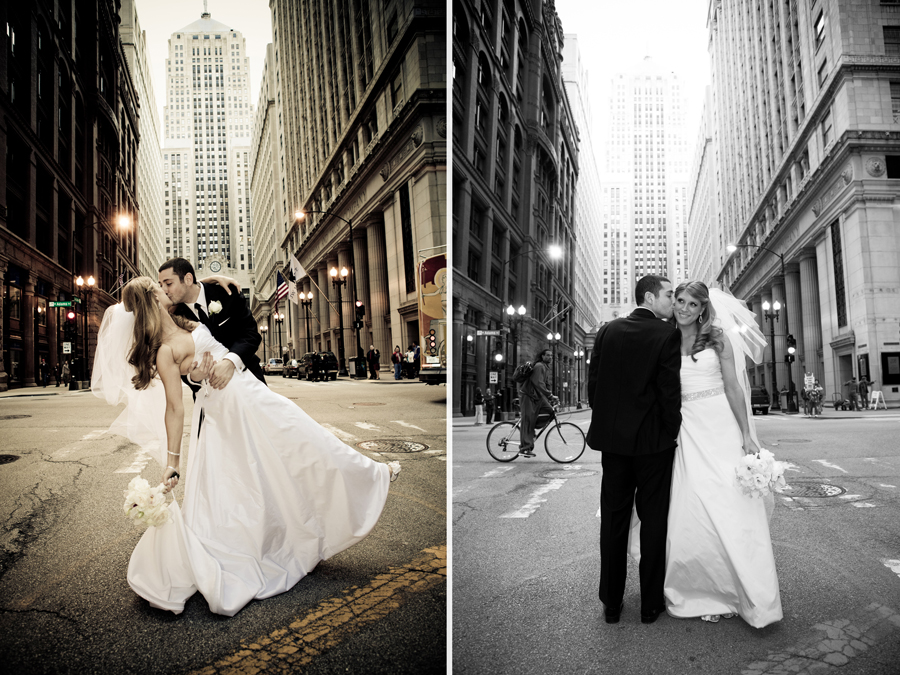 Julie And David Had A Wonderful Late Fall Wedding At The Historic Standard Club In Downtown Chicago Before Ceremony We Took Them Over To Olive