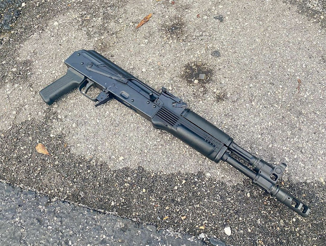 AK-105-Clone-Pistol
