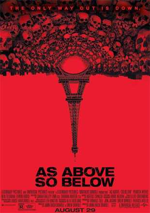 As Above So Below 2014 BRRip 720p Dual Audio In Hindi English