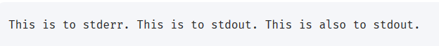fflush function program in c