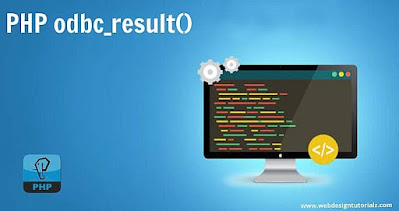 PHP odbc_result() Function