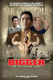 Bigger (2018) [Latino-Ingles] [Hazroah]