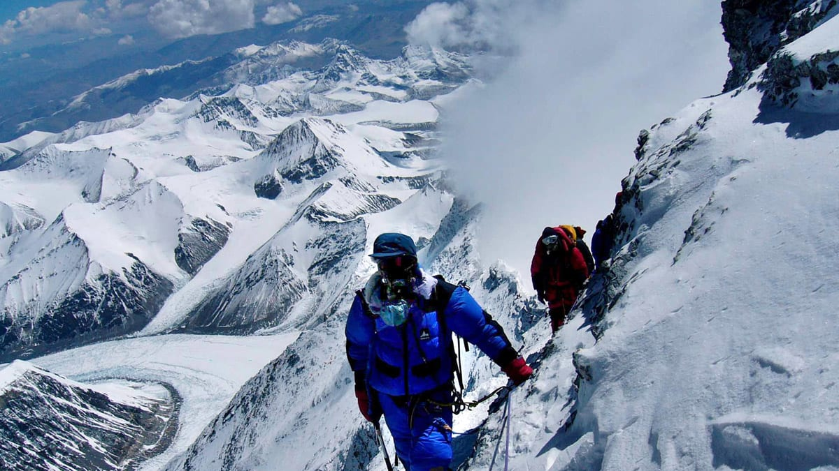 Coronation panic: Nepal government with new decision to grant Everest Expedition,www.thekeralatimes.com