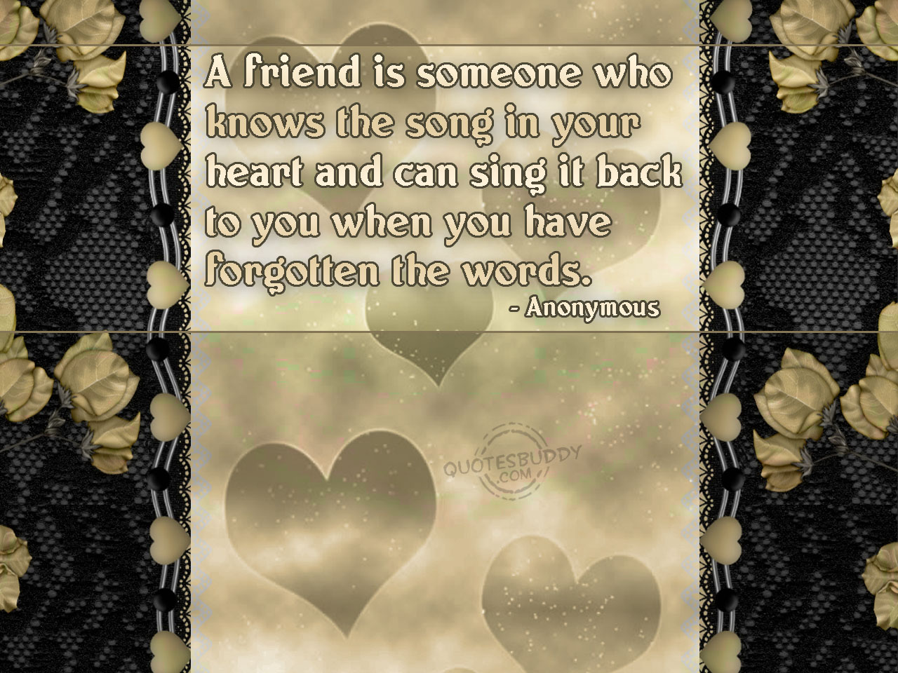 Straight Quotes: Friend Quotes