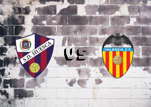 Huesca vs Valencia  Resumen
