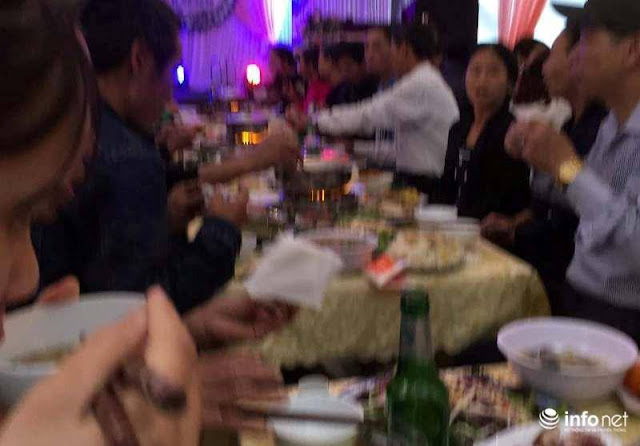 Hà Tĩnh: Thêm đám cưới linh đình của con quan chức huyện giữa mùa dịch