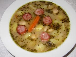 Zupa z fasoli Piękny Jaś