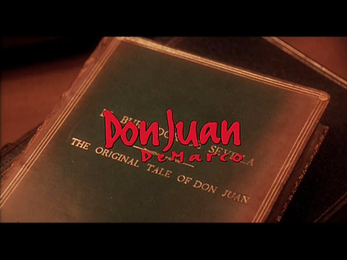 Happyotter: DON JUAN DEMARCO (1994)