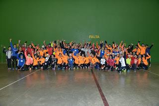 Escuela del Corredor ULE -Chorco