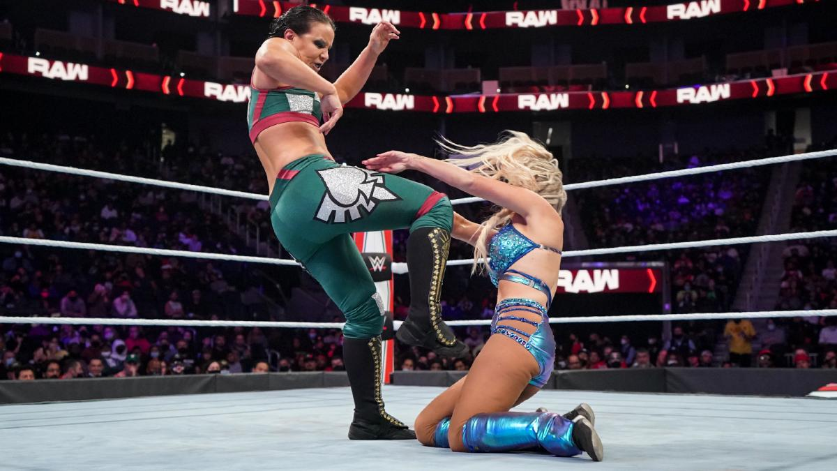 Definida a segunda semifinal do WWE Queen's Crown