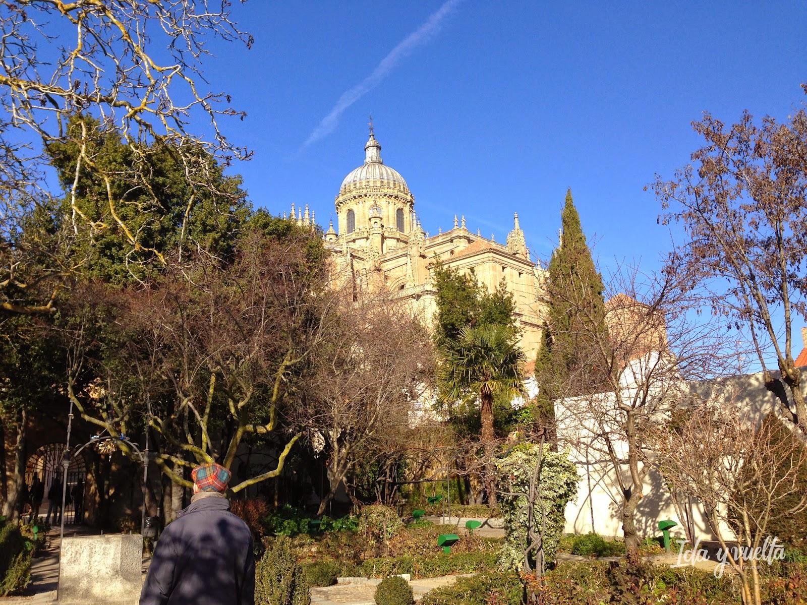 La Catedral, muy cerca del Huerto