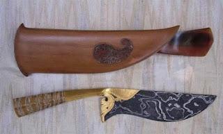 Senjata Tradisional Khas Suku Jawa