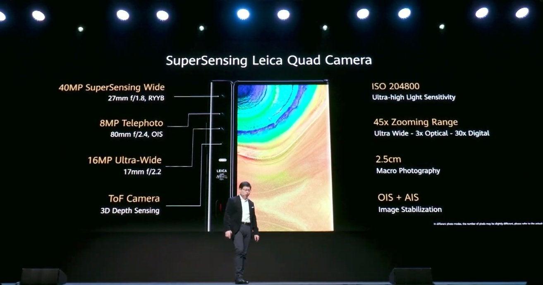 Huawei Mate Xs arriva in Italia al prezzo di 2.599 euro
