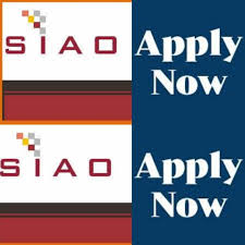 SIAO Partners Recruitment Portal 2019