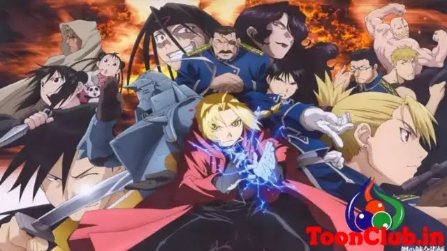 Fullmetal Alchemist: Brotherhood in Hindi Dubbed ALL Episodes FREE Download