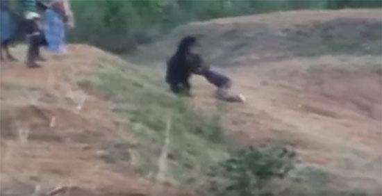 Selfie da morte - Homem tentar tirar foto com urso mas foi atacado - Img 1