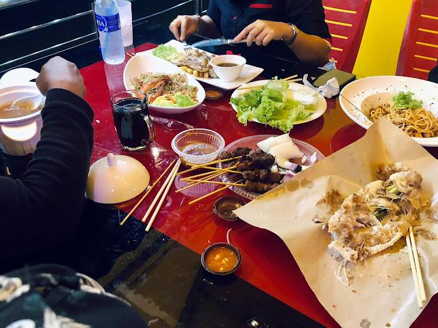 Makan-Makan Di Jaws Seafood Greenland Danga Bay