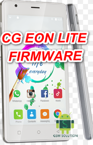 CG Eon Lite Offical Firmware Stock Rom/Flash file Download