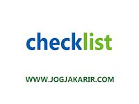 Lowongan Admin Online di Penerbit Checklist Yogyakarta