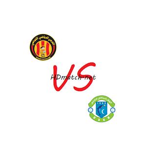 مباراة هلال الشابة والترجي التونسي بث مباشر مشاهدة اون لاين اليوم 29-1-2020 بث مباشر الرابطة التونسية لكرة القدم cs chebba vs espérance tunis