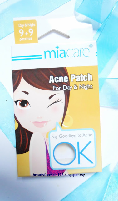 MIACARE ACNE PATCH DAY&NIGHT(9+9'S)