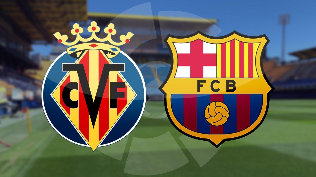 مشاهدة مباراة برشلونة ضد فياريال 25-04-2021 بث مباشر في الدوري الاسباني