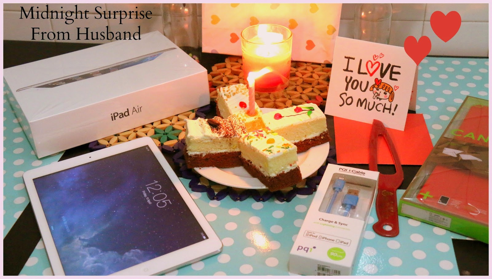 Birthday Surprise Ideas For Husband My Dear Left To