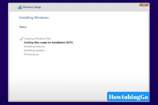 the-windows-10-install-process-is-running