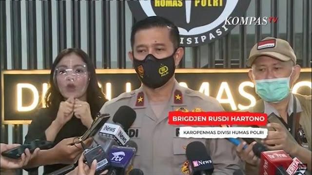 Tiga Anggota Polda Metro Resmi Jadi Tersangka Pembunuh Laskar FPI